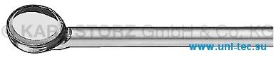 Наконечник-зеркало, прямое, ? 6.5 мм, длина 11 см
