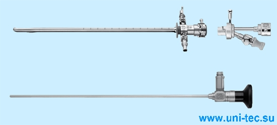 набор инструментов для цистоскопии KARL STORZ