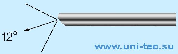 дистальный конец оптики KARL STORZ цистоскоп