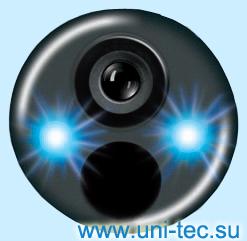 Дистальный конец автофлуоресцентного видеобронхоскопа Pentax EB-1570AK