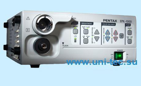 Видеопроцессор PENTAX ЕРК-1000 для видео эндоскопов Пентакс