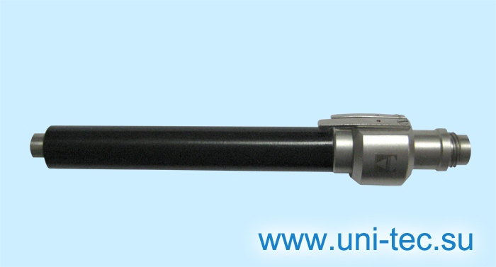 Рукоятка для аноскопа с косым срезом