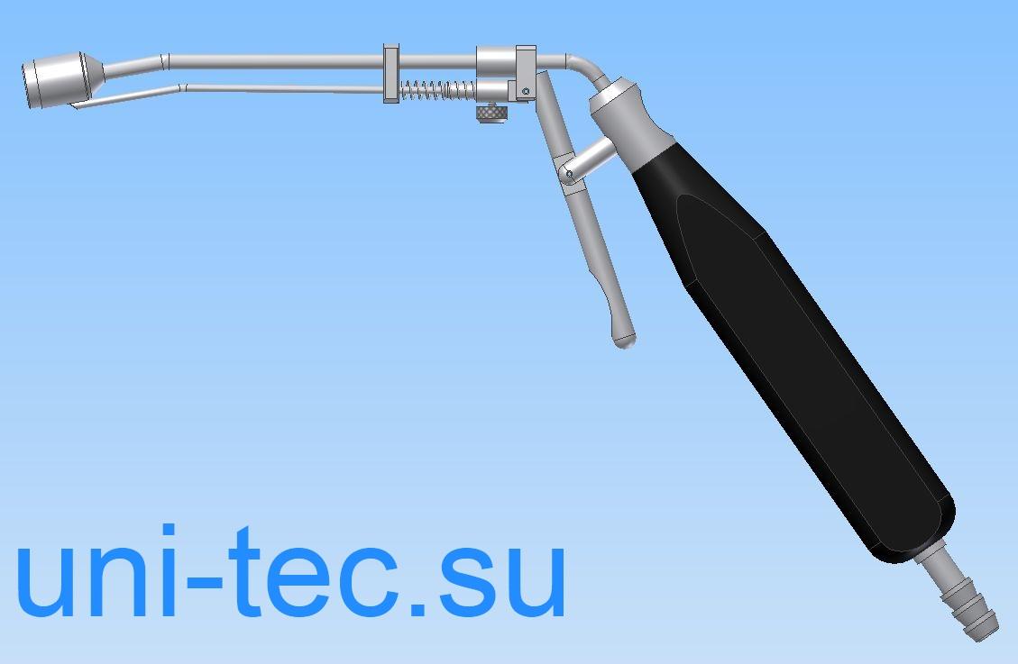 лигатор вакуумный прямой